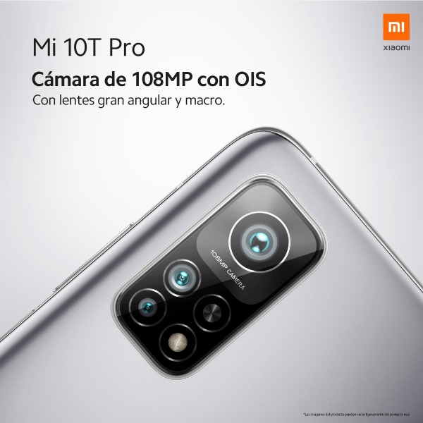 Mi 10T Pro llega a Telcel