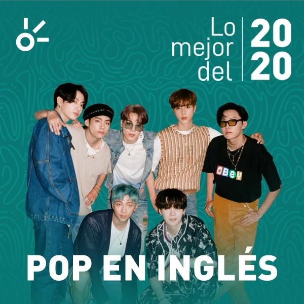 Claro música lo mejor del año pop en inglés BTS
