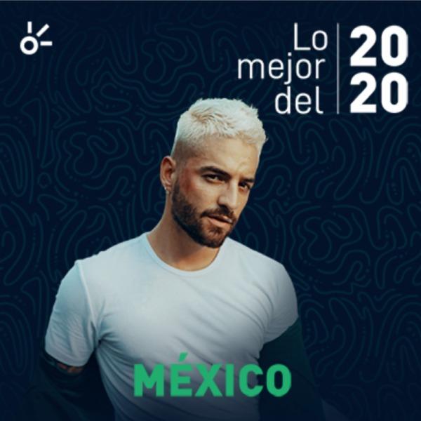 Lo mejor del 2020 México en Claro música Maluma