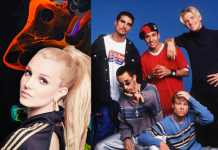 Britney Spears colaboración Backstreet Boys