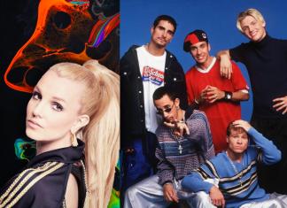 Britney Spears colaboración Backstreet Boys