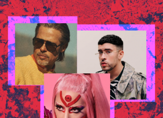 Bad Bunny, Lady Gaga y Brad Pitt estarán juntos en película 'Bullet Train'
