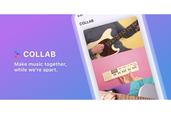 Collab nueva aplicación de Facebook para crear música