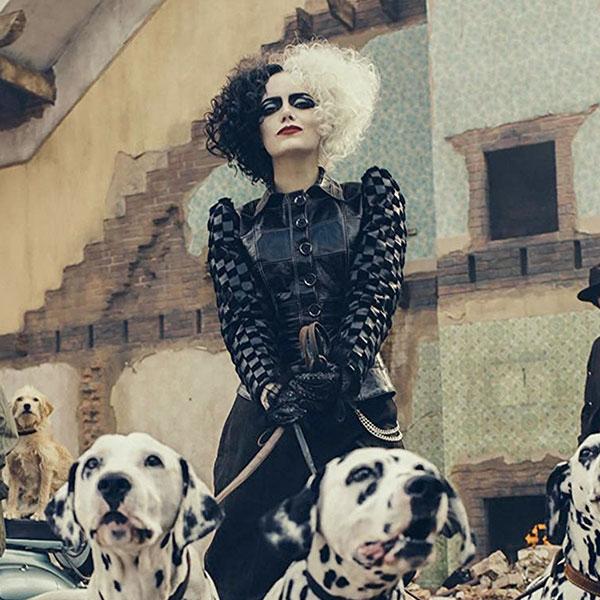 Cruella Emma Stone Disney