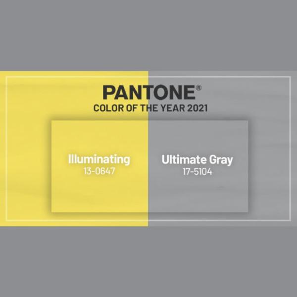colores elegidos del 2021 por Pantone