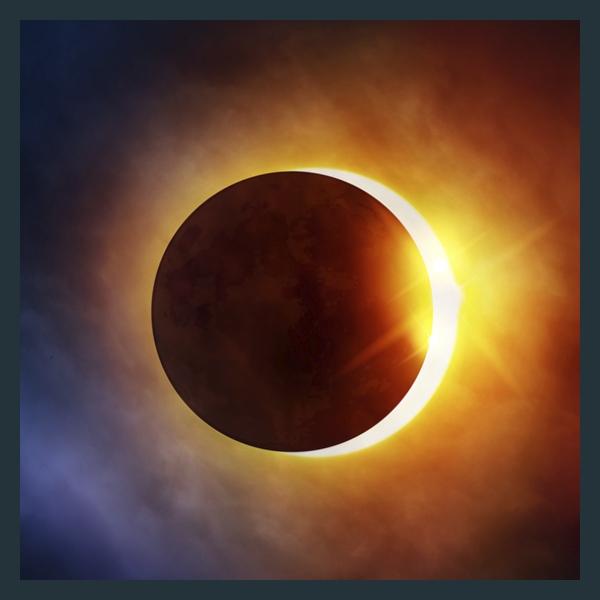 Eclipse total de Sol 2020 en méxico