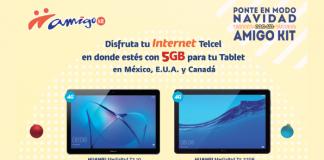 promociones de tablets en amigo kit
