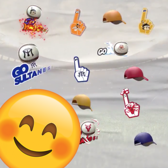 stickers beisbol liga mexicana del pacífico
