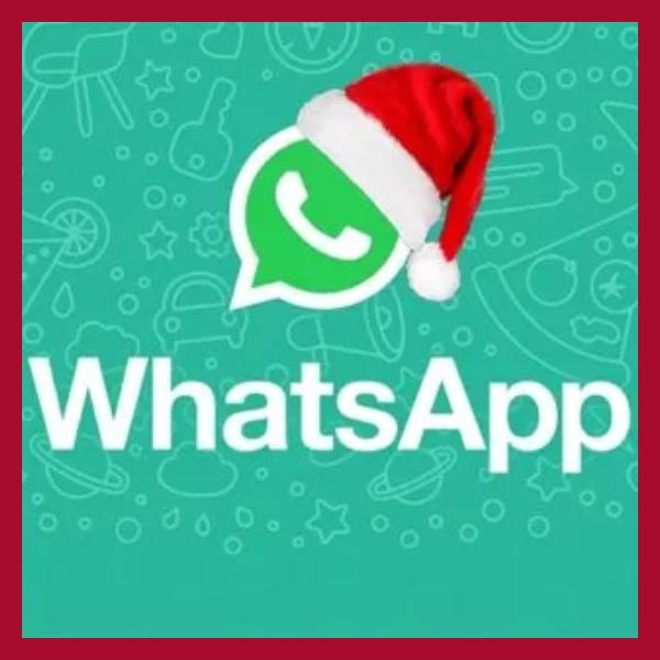 frases de Año Nuevo, Nochebuena y Navidad para enviar por WhatsApp