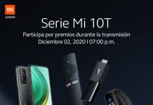 Dinámica Mi 10 T Pro Xiaomi