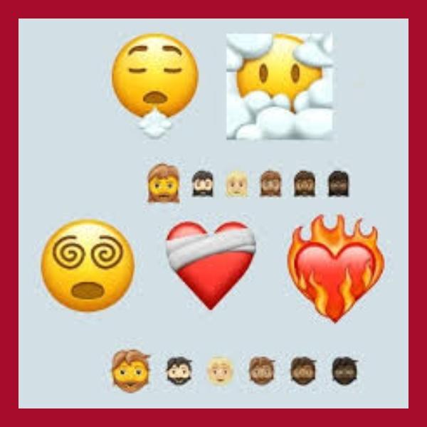 nuevos emojis del 2021