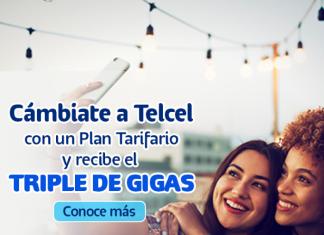 Registro pospago Telcel cambiarte a Telcel