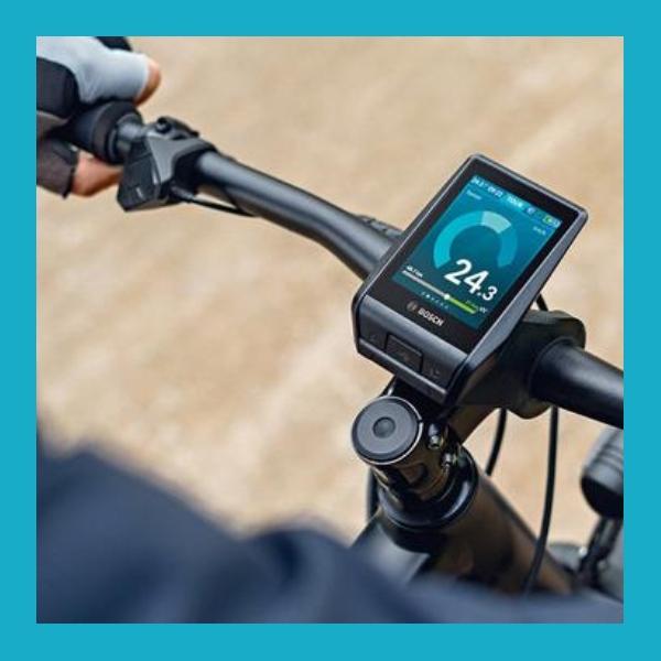 Bosch eBike Systems reveló la pantalla Nyon