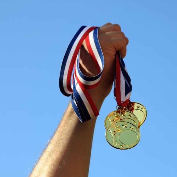 Medallas olímpicas oro Juegos Olímpicos