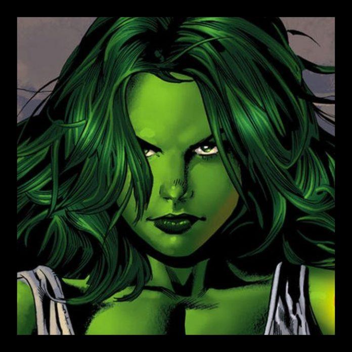 la nueva serie de she hulk de disney