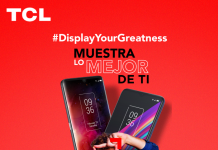 TCL display your greatness