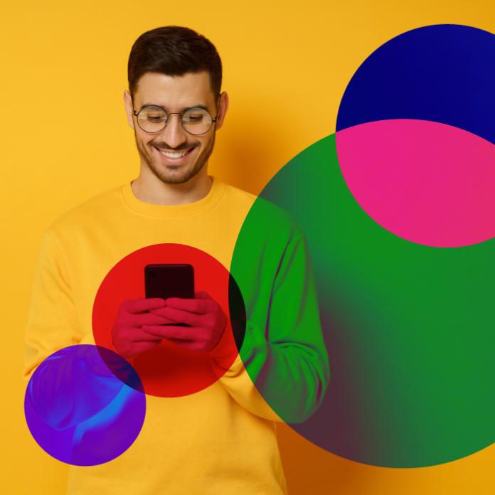 Android 12 con nuevos colores