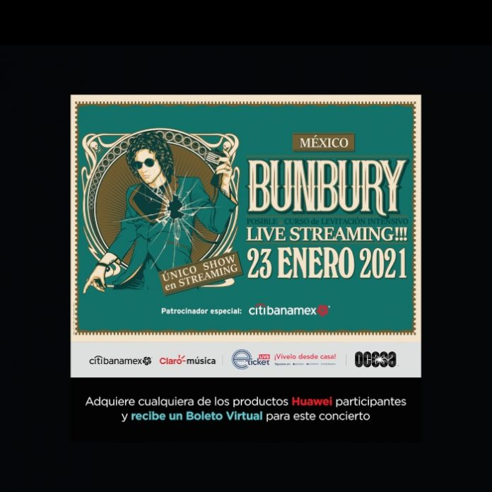 Posible y Curso de Levitación Intensivo Live Streaming de Enrique Bunbury