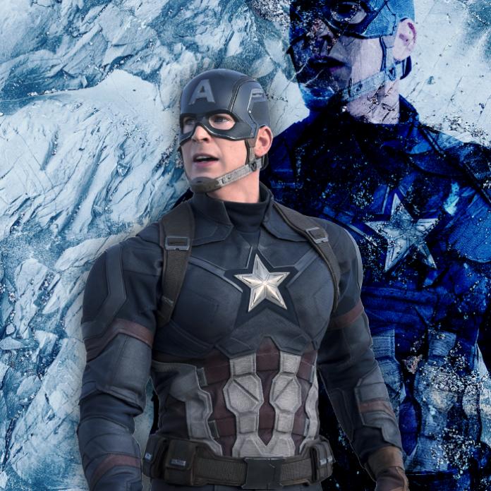 Capitán América Chris Evans