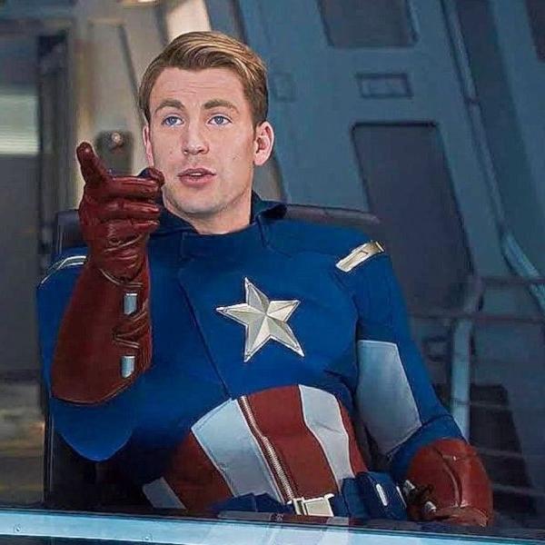 Capitán América Chris Evans entendí la referencia