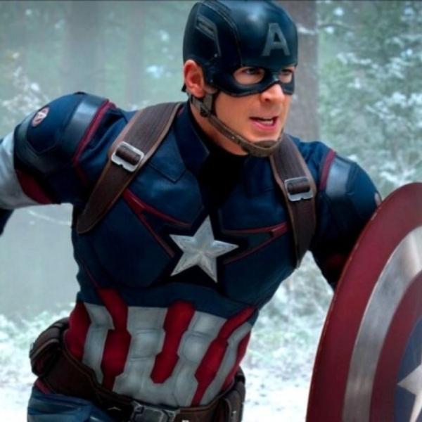 Capitán América Avengers: Era de Ultrón