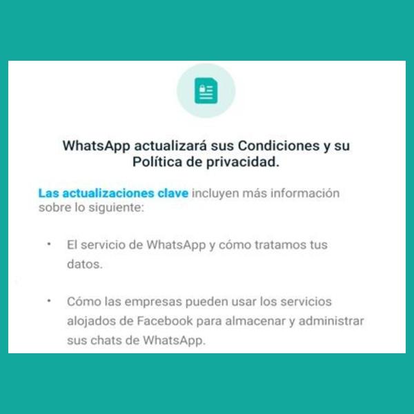 ¿Puedes usar WhatsApp sin Facebook? Esto dicen las nuevas condiciones