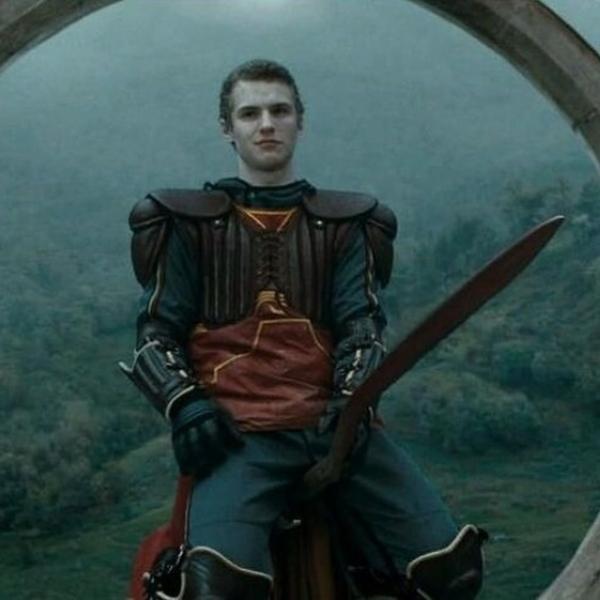 Cormac McLaggen Harry Potter y el príncipe mestizo