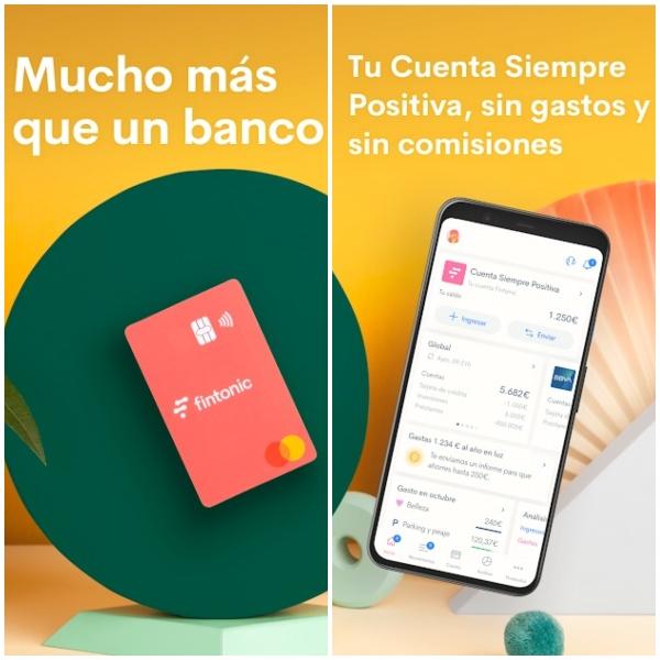 Fintonic apps para ahorrar