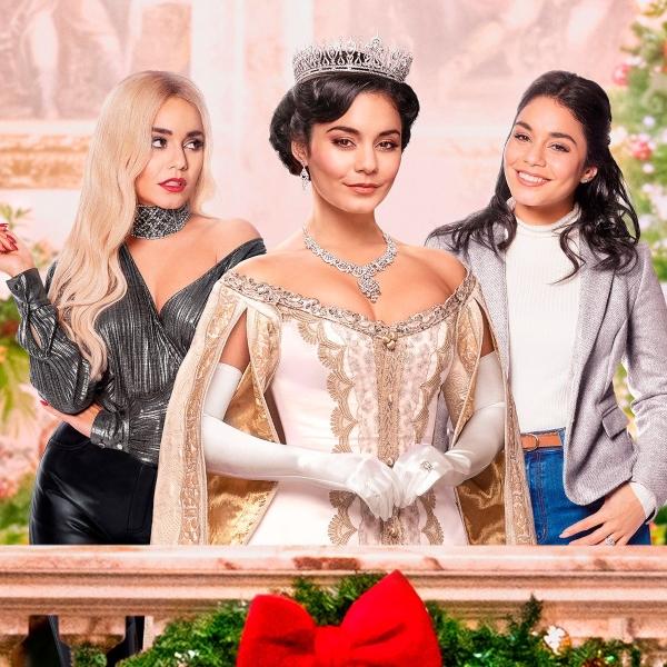Intercambio de princesas 3 en Netflix