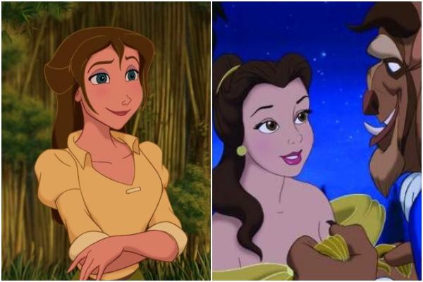 Jane y Bella