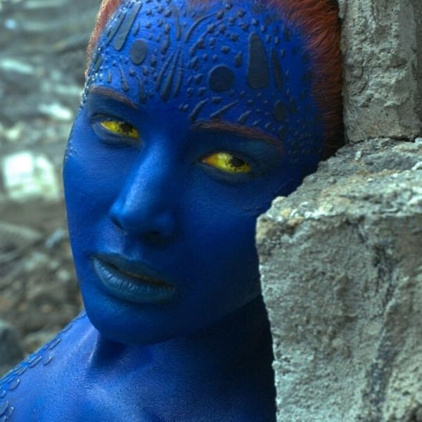 Jennifer Lawrence Mystique X-Men Dark Phoenix