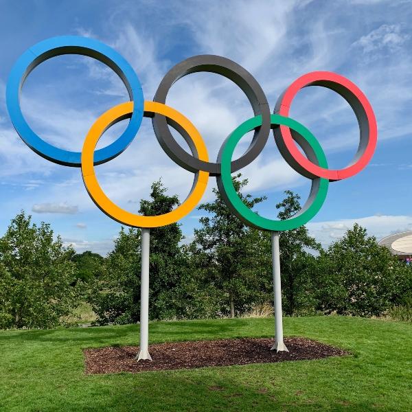 Anillos colores Juegos Olímpicos Tokio