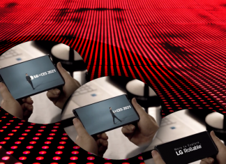 LG Enrollable nueva smartphone CES 2021