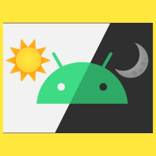 Cómo activar el modo oscuro de noche en Android