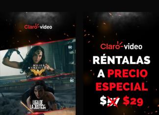 Mujer Maravilla películas Clari video rena o compra