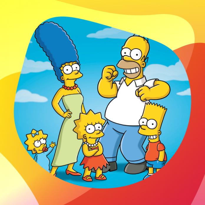 Nueva película Los Simpson Disney+