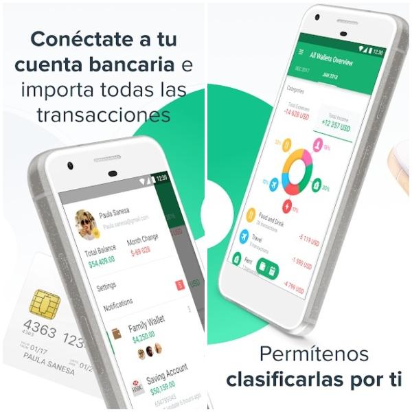 Spendee apps para administrar dinero 2021