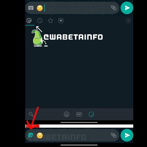 stickers de WhatsApp estarán independientes