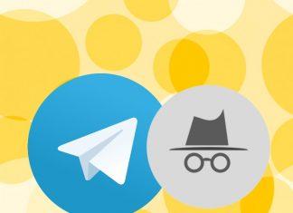 Telegram modo oculto modo invisible
