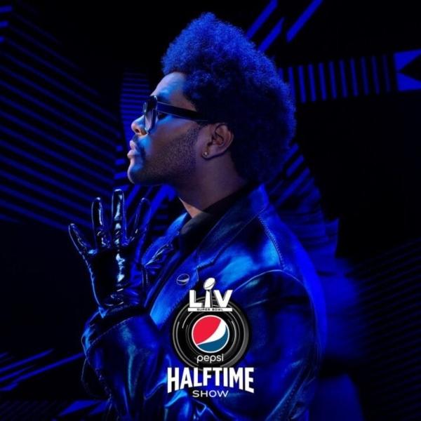 The Weeknd Super Bowl show de medio tiempo
