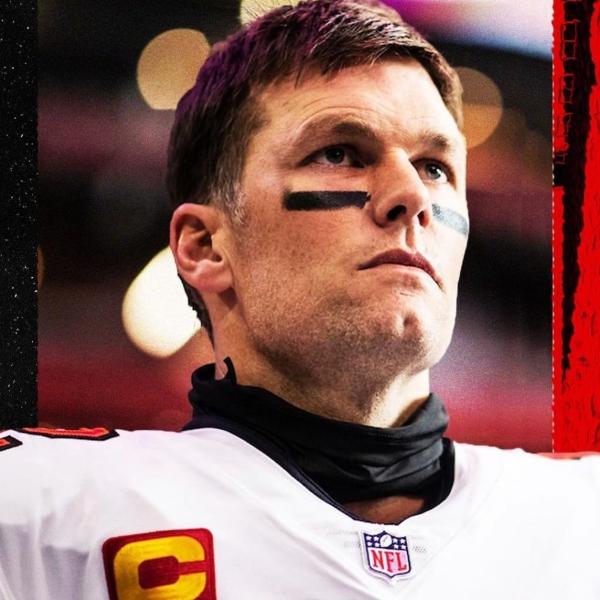 Tom Brady quarterback Súper Tazon LV Buccaneers Tampa Bay