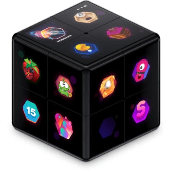 Nuevo cubo Rubik Wow Cube