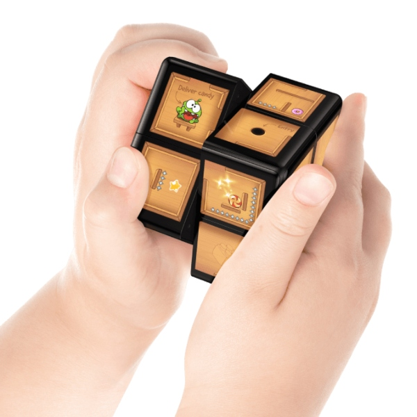 Consola de videojuegos Cubo Rubic WowCube