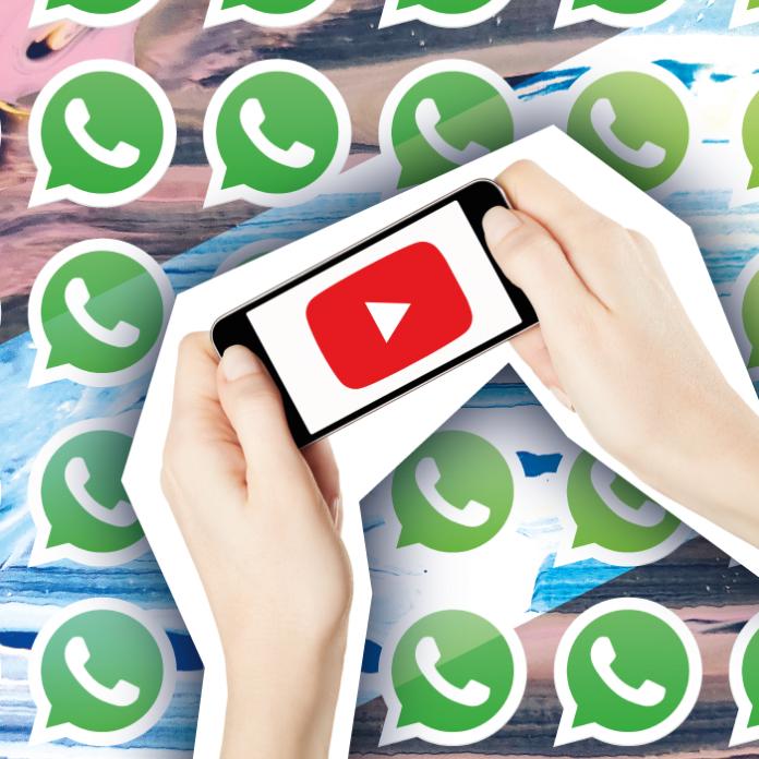 WhatsApp: El truco para poner un vídeo de YouTube en tu estado