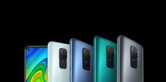 Redmi Note 9 de Xiaomi