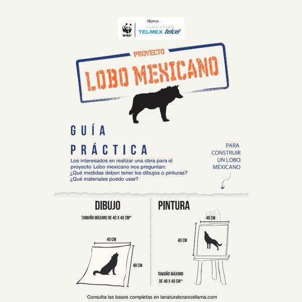 proyecto 'Lobo Mexicano'