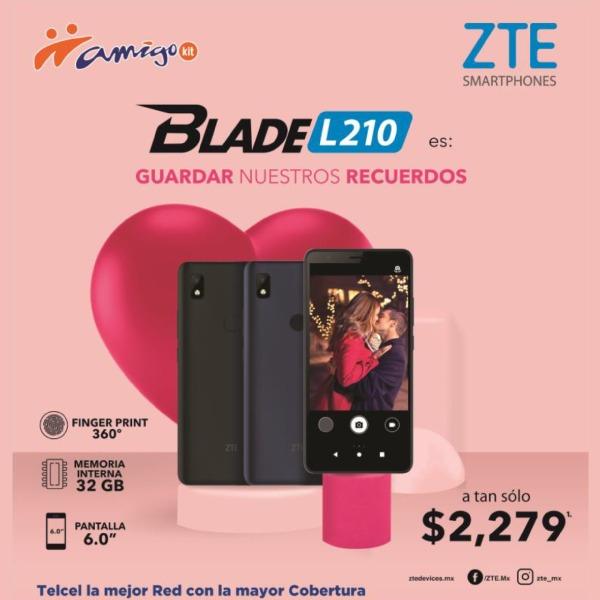 Pero si buscas comodidad y un precio realmente accesible, entonces el Blade L210 fue hecho para ti a un súper precio de tan sólo $2,279.