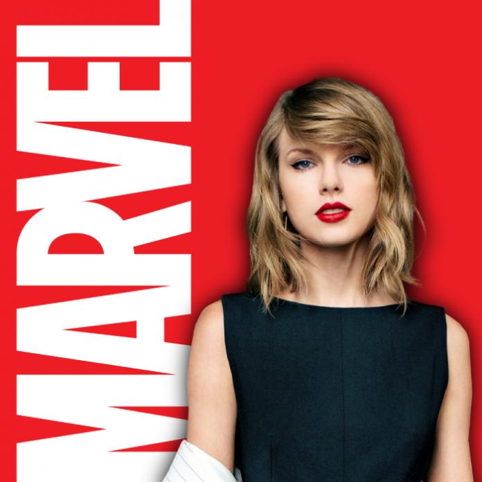 Taylor Swift Marvel X-Men