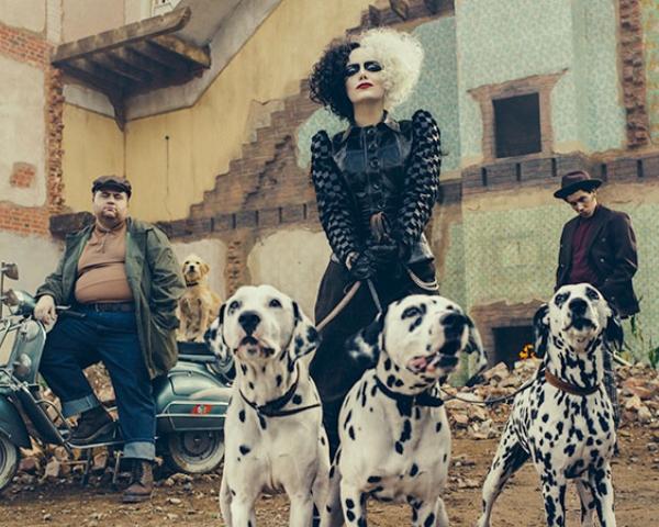 Cruella primera imagen Emma Stone