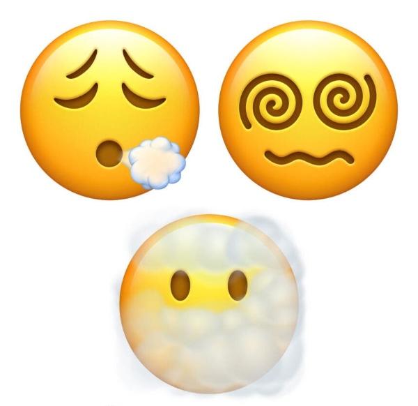 Nuevos emojis iOS 14.5